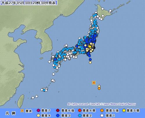 150530地震!